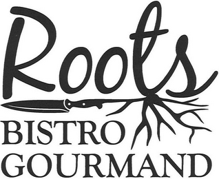 mark for ROOTS BISTRO GOURMAND, trademark #85629670