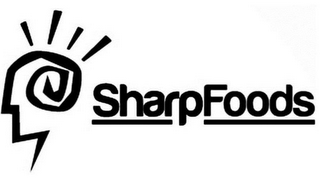mark for SHARPFOODS, trademark #85629675