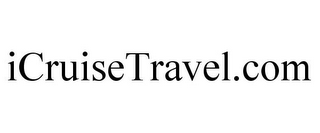 mark for ICRUISETRAVEL.COM, trademark #85629696