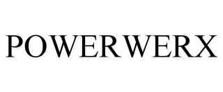 mark for POWERWERX, trademark #85629754