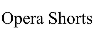 mark for OPERA SHORTS, trademark #85630026