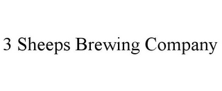 mark for 3 SHEEPS BREWING COMPANY, trademark #85630147