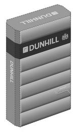 mark for D DUNHILL SINCE 1907 D DUNHILL DUNHILL DUNHILL, trademark #85630337