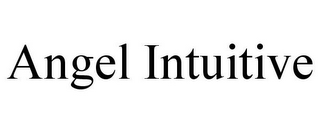mark for ANGEL INTUITIVE, trademark #85630496