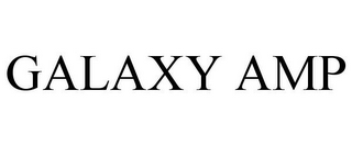 mark for GALAXY AMP, trademark #85630508