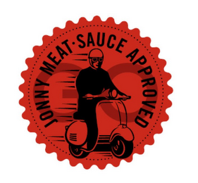 mark for GO JONNY MEAT SAUCE APPROVED, trademark #85630606