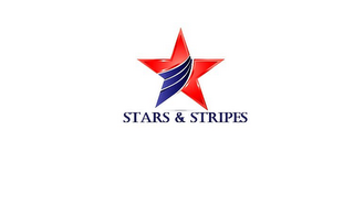mark for STARS & STRIPES, trademark #85630739