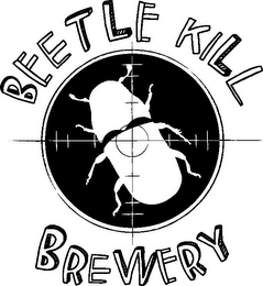 mark for BEETLE KILL BREWERY, trademark #85630769