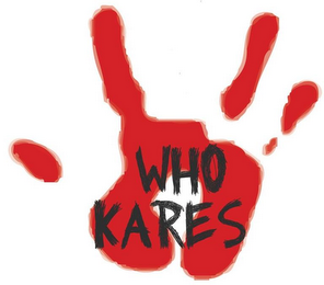mark for WHO KARES, trademark #85631062