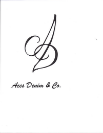 mark for AD ACES DENIM & CO., trademark #85631088