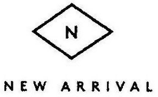 mark for N NEW ARRIVAL, trademark #85631150