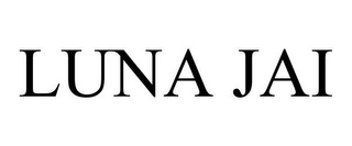 mark for LUNA JAI, trademark #85631453