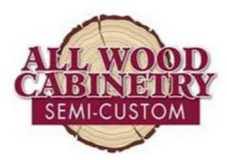 mark for ALL WOOD CABINETRY SEMI-CUSTOM, trademark #85631723