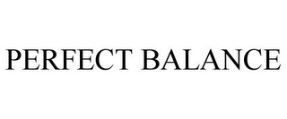 mark for PERFECT BALANCE, trademark #85631995