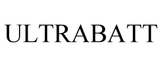 mark for ULTRABATT, trademark #85632216