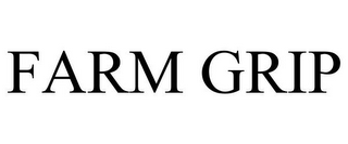 mark for FARM GRIP, trademark #85632545