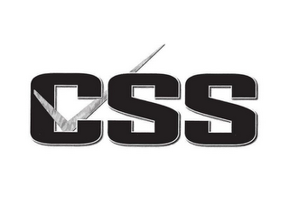 mark for CSS, trademark #85632550