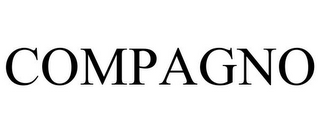 mark for COMPAGNO, trademark #85632800