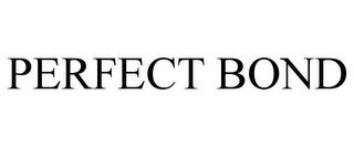 mark for PERFECT BOND, trademark #85632925