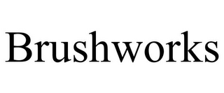 mark for BRUSHWORKS, trademark #85632982