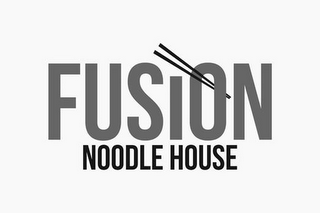mark for FUSION NOODLE HOUSE, trademark #85633005