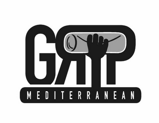 mark for GRIP MEDITERRANEAN, trademark #85633210