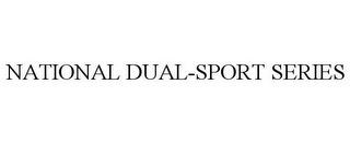 mark for NATIONAL DUAL-SPORT SERIES, trademark #85633352