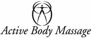 mark for ACTIVE BODY MASSAGE, trademark #85633461