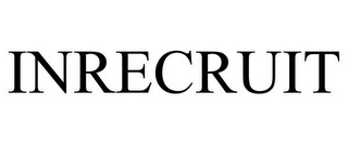 mark for INRECRUIT, trademark #85633483