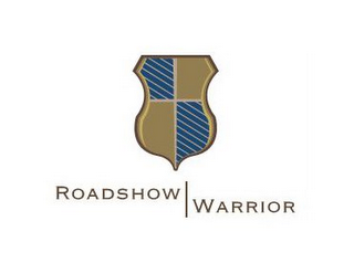 mark for ROADSHOW WARRIOR, trademark #85633550