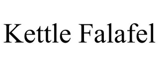 mark for KETTLE FALAFEL, trademark #85633606