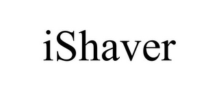 mark for ISHAVER, trademark #85633711