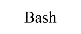mark for BASH, trademark #85633771