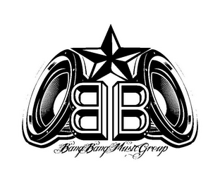 mark for BB BANG BANG MUSIC GROUP, trademark #85633896