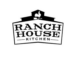 mark for RANCH HOUSE KITCHEN, trademark #85633914