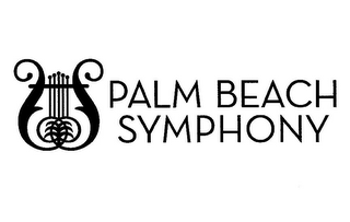 mark for PALM BEACH SYMPHONY, trademark #85634154