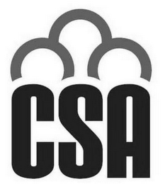 mark for CSA, trademark #85634421