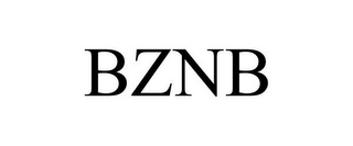 mark for BZNB, trademark #85634451