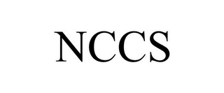 mark for NCCS, trademark #85634549