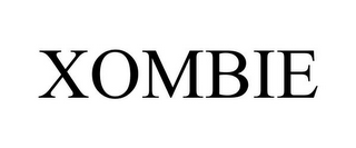 mark for XOMBIE, trademark #85634729