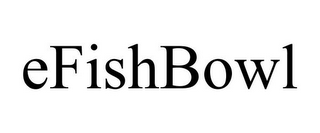 mark for EFISHBOWL, trademark #85634819
