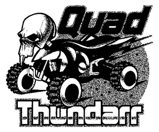 mark for QUAD THUNDARR, trademark #85634854