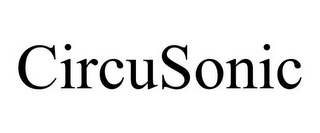 mark for CIRCUSONIC, trademark #85634869