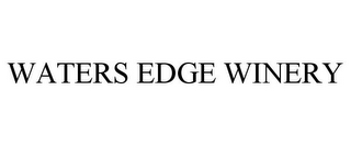 mark for WATERS EDGE WINERY, trademark #85635002