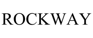 mark for ROCKWAY, trademark #85635051