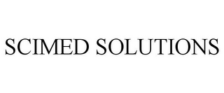 mark for SCIMED SOLUTIONS, trademark #85635402