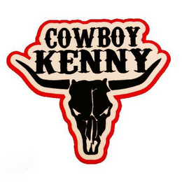 mark for COWBOY KENNY, trademark #85635444
