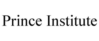 mark for PRINCE INSTITUTE, trademark #85635887