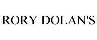 mark for RORY DOLAN'S, trademark #85636009
