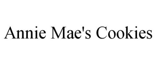 mark for ANNIE MAE'S COOKIES, trademark #85636176